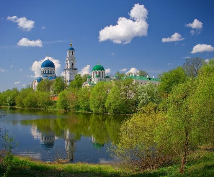 Красивые русские пейзажи