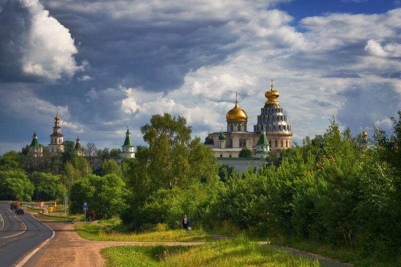 Красивые русские пейзажи обсуждение