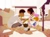 счастливые рисунки Pascal Campion