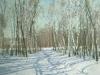 Современный русский художник Валерий Копняк