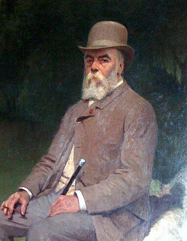 Портрет художника Jean-Baptiste Robie