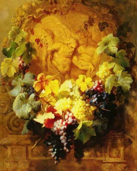 натюрморты маслом с цветами