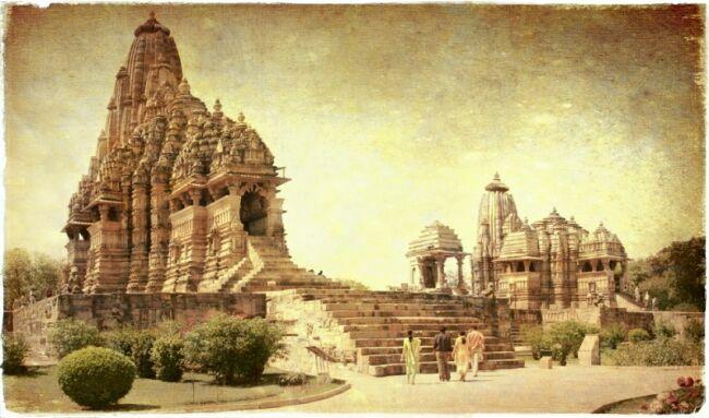 Храмы Индии картинки фото