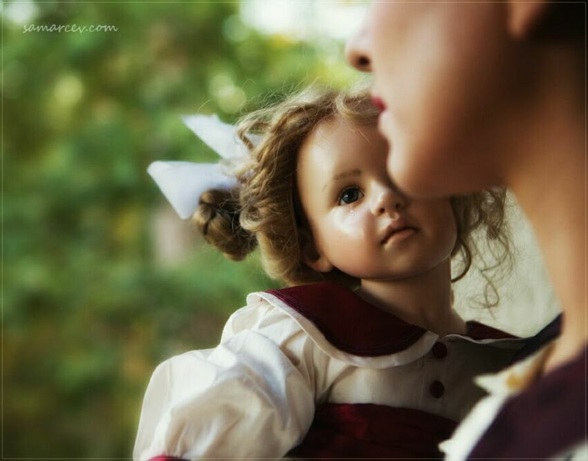 кукла фото Самарцева