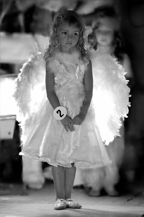 Грустный ангел, фото Оксаны Музыка
