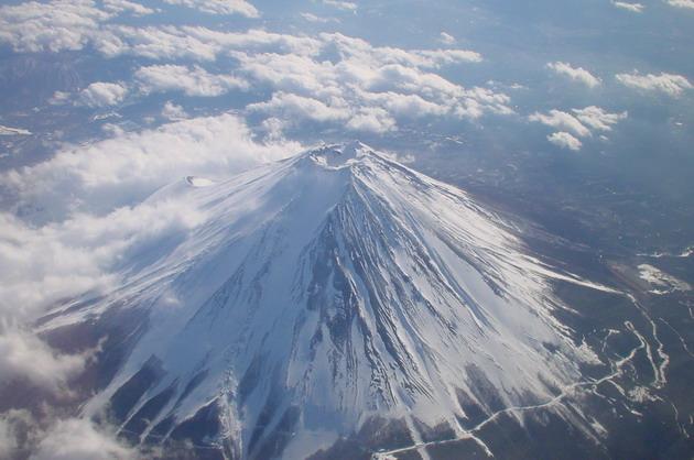 высота фудзияма в Японии