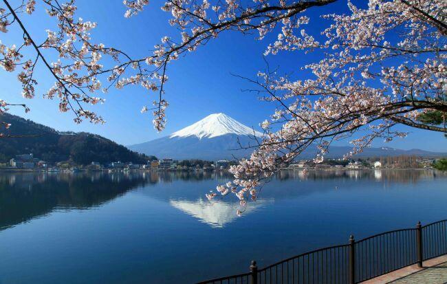 высота горы фудзияма в Японии
