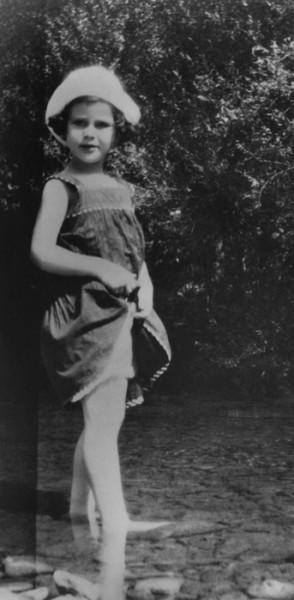 фото Хеди Ламар в детстве