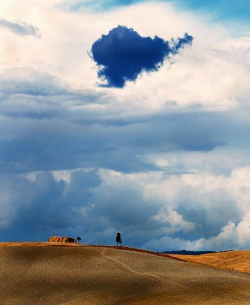 Летний пезаж Италии фото