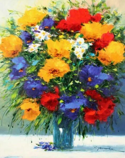 Букет цветов картинки