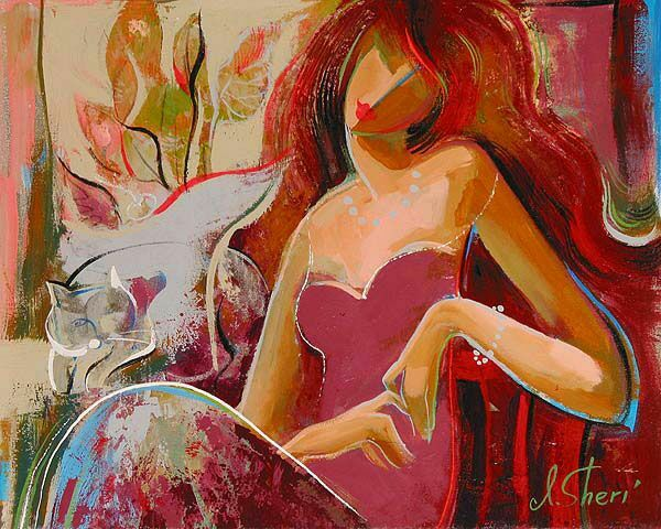 Женские образы в искусстве