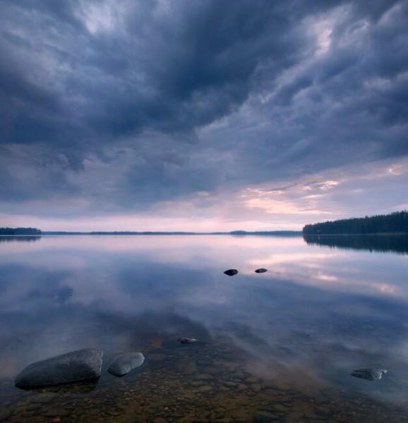Фотографии красивых пейзажей Карелии