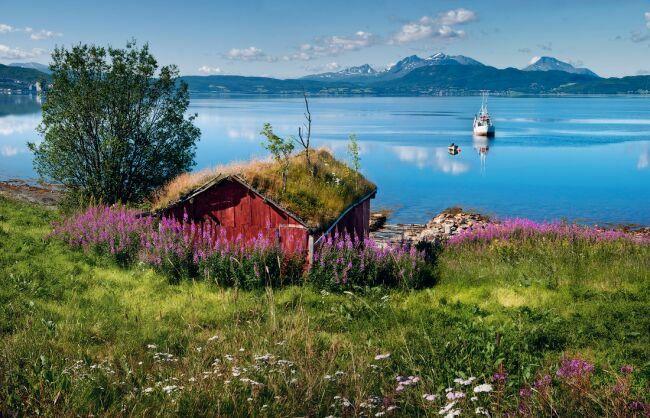 красивые пейзажи природы фото Д.Коржонова