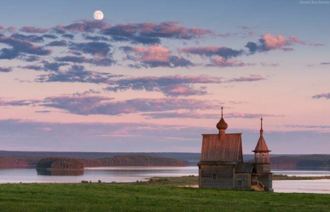 красивые пейзажи севера россии