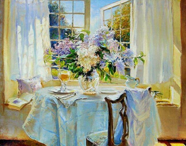 Завтрак Мария Павлова