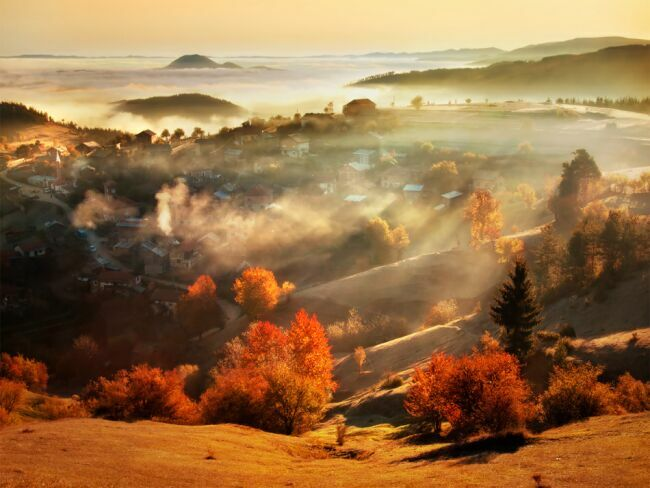 фото пейзажи природы Albena Markova