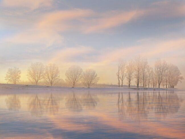 Красивые фотопейзажи природы