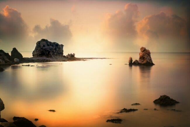 Морской фотопейзаж