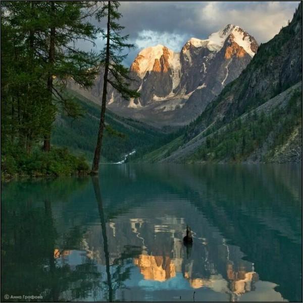 горный Алтай летом