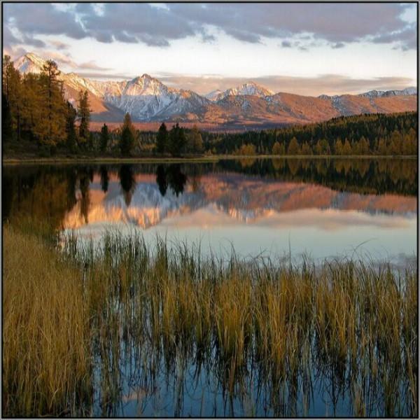 фото озер горного алтая