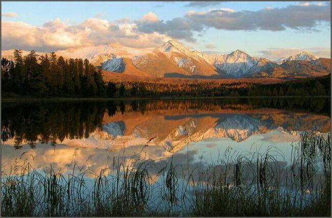 алтай горы летом