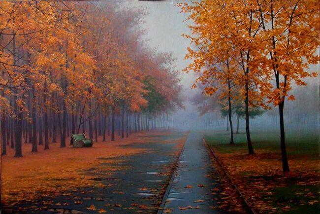 Красивые городские пейзажи Бутырского