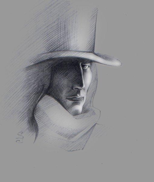 Графика Евгения Шарафетдинова