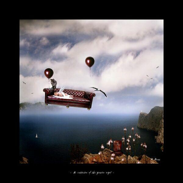Сон с воздушными шарами