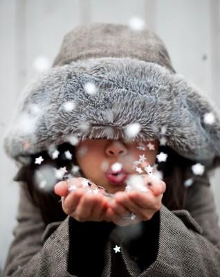 О радостях, снеге и снежинках