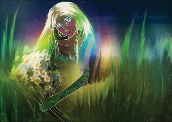 Картины Евгении Шарафетдиновой