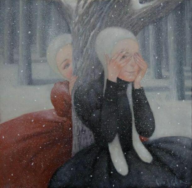 Жанровая живопись России