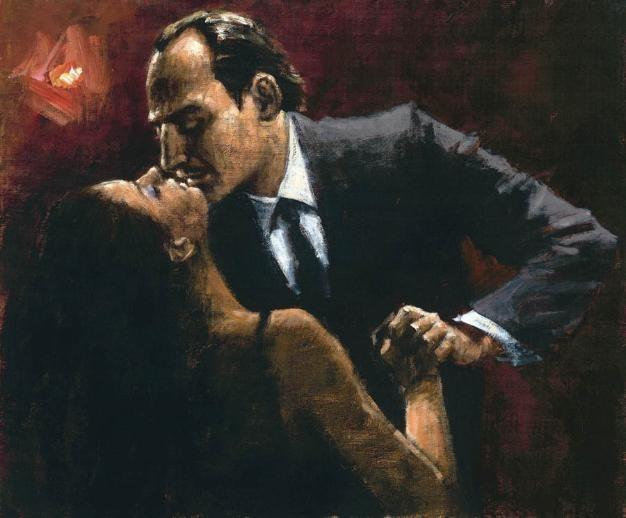 Fabian Perez танго
