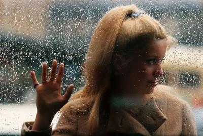 Фото актрисы Катрин Денев