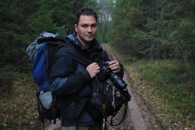 Иван Дементиевский - фотопутешественник
