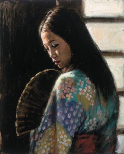 Fabian Perez и его картины