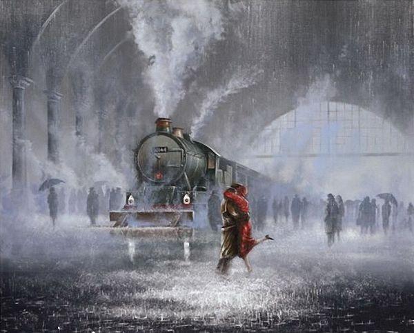 дождь картинки Jeff Rowland (с)