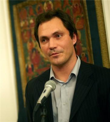 Иван Дементиевский в посольстве Непала