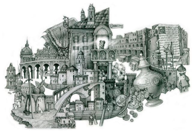 Графика рисунок