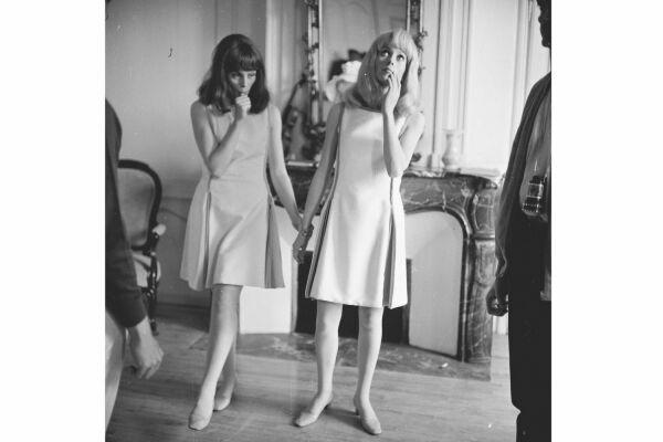 фото Катрин Денев и сестры Француазы