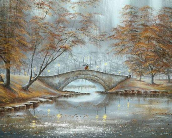 осенний дождь картинки