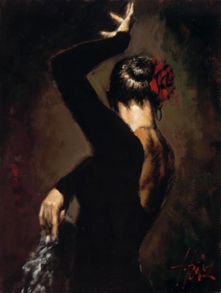 Fabian Perez и картины