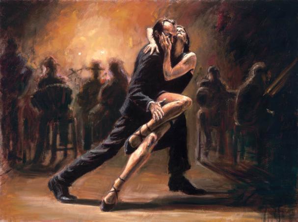 tango Фабиан Перез