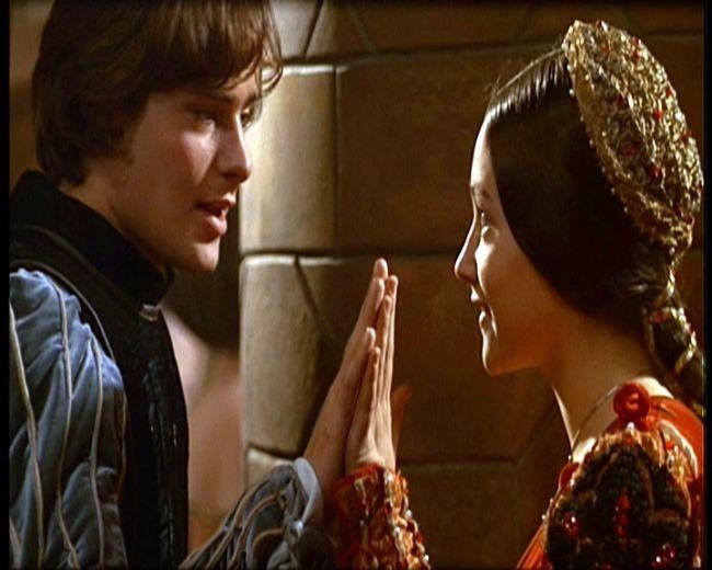 Ромео и Джульетта фото из фильма
