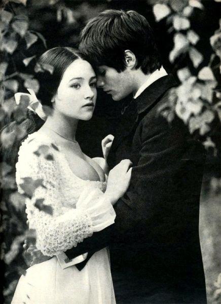 картинки Ромео и Джульетта  Оливия Хасси и Леонардо Уайтинг