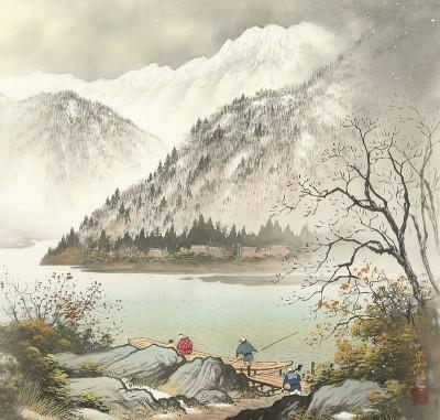 японская поэзия о горах