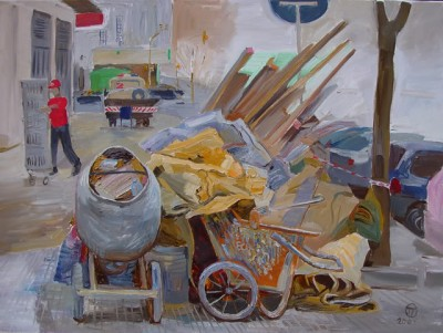 Интервью с художником. Ольга Прокопенко