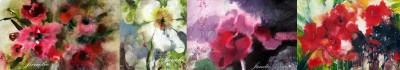 цветы в живописи