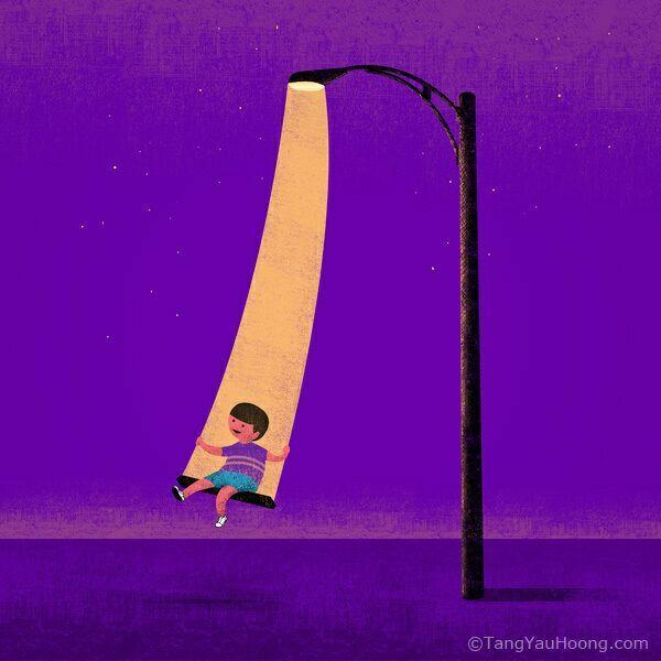 темно фиолетовый цвет
