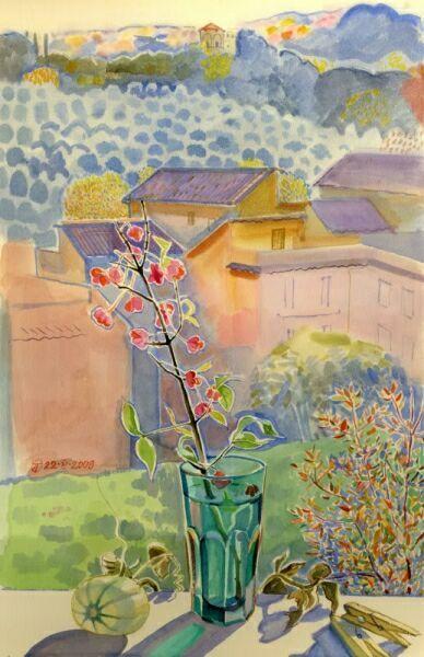 Картины Прокопенко карандашом