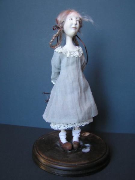Интервью с художницей по куклам